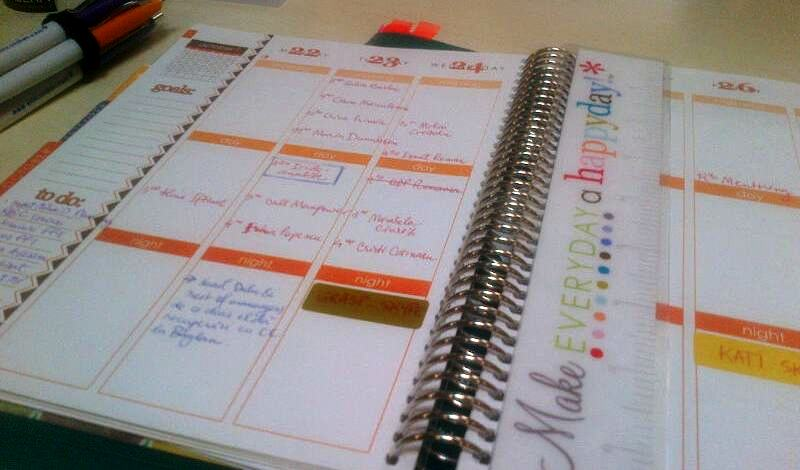 Erin Condren Life Planner – Review after 3 months!